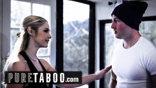 PURE TABOO Coach's Cheating MILF Wife Desires Aspiring Athlete