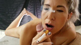 150k view smoking fetish videos for my fans