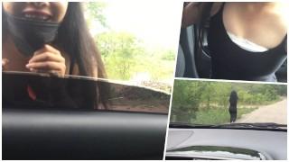 เสียงไทยชัด Thai Story SEX Public Blowjob In Car HE CUMS IN MY MOUTH อมควยพี่ก่อนเดี๋ยวไปส่ง ep.1