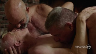 Everyday Men Have Wild Tantric Orgy