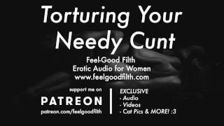 Tying You Up + Hitachi Wand Overstimulation and Deep Big Cock Fucking (Erotic Audio for Women)