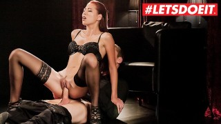 XChimera - Paula Shy Big Tits Czech Babe Erotic Cock Riding Fantasy - LETSDOEIT