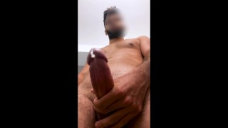 Fast CumShots Compilation Horny Amateur Guy Solo Male Cum