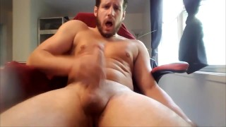 Chaturbate / Onlyfans Camslut Alex Caliber Cums after intense virtual fucking and edging
