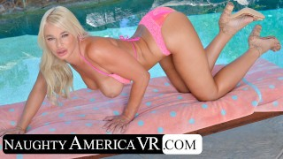 Naughty America - London River wants you to fuck her hard!!