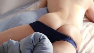 Rubbing masturbation makes you feel good