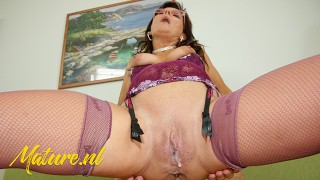 Kinky Wife Can't Wait Until She's Home So She Sucks Her Boyfriend In a Cab