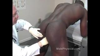 Straight Men Doctor Visit Exam