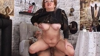 granny witch fucked on helloween