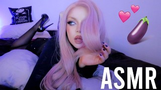 ASMR STEPSISTER roleplay - Amy B - famous YouTuber, streamer Twitch