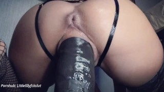 VOTE FOR MORE LIKE THIS: Nympho Slut Addicted to HUGE Cock.