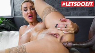HerLimit - Elen Million Slutty Russian MILF Takes Huge BBC In Her Tight Ass - LETSDOEIT