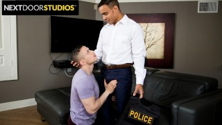 Handsome Snitch Pays Hefty Price For Police Protection - NextDoorStudios