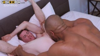 Hot Game Of Truth Or Dare Between Two Sexy College Jocks Gets Intense