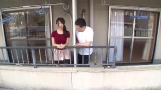 Japanese wife cheat on his neighbor