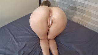 Yearly creampie compilation, cum inside me