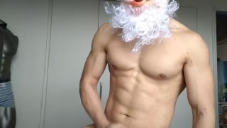 Happy Christmas, Santa looks creepy, but he loves you all the same!