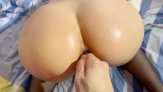 【LexisCandyShop】Chinese student has Anal Play and Multiple Orgasms