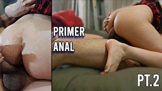 """#5 2/2 """"Meeting my new stepsister"""" First Anal"""
