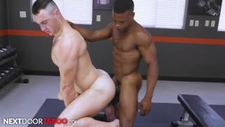 NextDoorTaboo - Stepbrothers Flip Flop Raw After Gym Session
