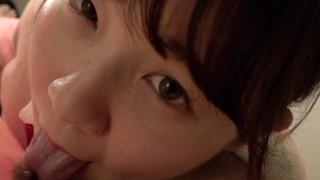 続お泊まりで朝から生ハメ中出し⑤フェラ Gカップ 素人巨乳JD JKコス 日本人