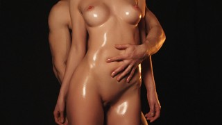 Beautiful Oiled Sex