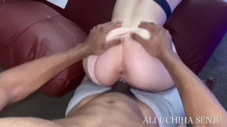 JESUS How Big Is That COCK !??? SISSY TRAINER