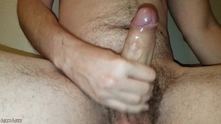 Bonding with Stepdad's Big Thick Cock