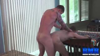 BREEDMERAW Hunky Sean Knight Having Wild Bareback With Buddy