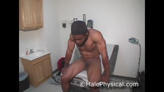 Muscle Straight Physical Exam Doctor Visit