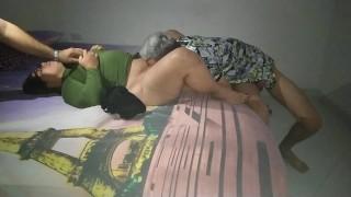 Wife Fucked In Her Bedroom By 2 Guys - Ep II