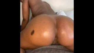 College Fairy Oily Jiggly Butt