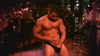 Robert van Damme gets wild & naked at Night Club