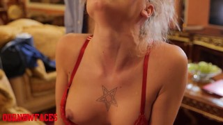 hot escort girl was fucked hard in the hotel by a passionate guy (preview VIP OnlyFans)