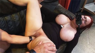 bbw first time rough fisted