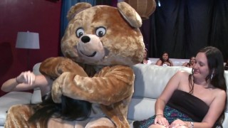 DANCING BEAR - CFNM Party Shenanigans Featuring Sophia Torres, Gia Paige, Lexxi Deep & More