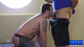 BREEDMERAW Tyler Reed and Chip Young Bareback Balls Deep