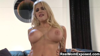 RealMom - Busty Milf Carmel Moore Knows How To Fuck