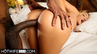 HotwifeXXX - Latina Wife Mylene Monroe Deepthroats On BBC Interracial