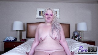 BTS POV interview with Curvy Mary