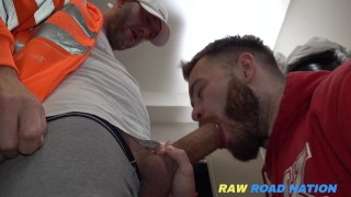 HORNY PAINTER TAKES OUT ANGER ON APPRENTICE'S CUNT WITH 10 INCH TOOL