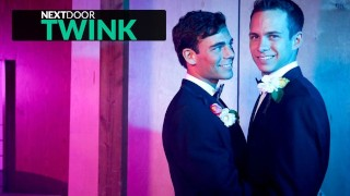 Closeted Twink Goes To Prom With BBF - NextDoorTwink