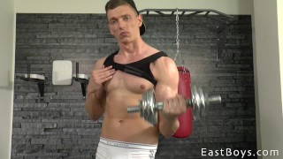 Casting Flexing and Massage - Billy Rock