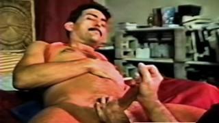 Shaving, Handjob & Jacking Off - CRAZY HORNY NUTZ (Michael Goodwin, 1988)