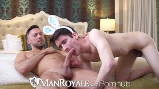 ManRoyale Muscle Guys Bang Compilation