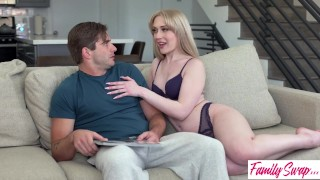 """To Swap Dad """"I'm gonna go put something sexy on, keep stroking"""" S3:E2"""