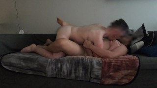 Neighbor's straight twink son first gay experience