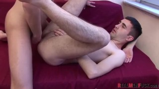 REALMENFUCK Young Amateurs Raw Breed And Suck Dicks Mutually