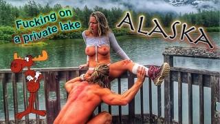 Sex in thongs private Lake in Alaska