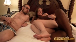 Sex Hungry Wife Ophelia Kaan Finds Big Cock For Cuckold